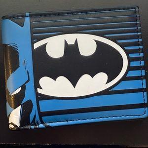 batman the dark night wallet - NEver used
